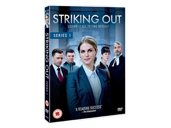 Striking Out Series One  sweepstakes