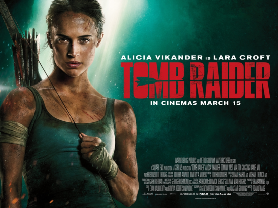 Tomb Raider  sweepstakes