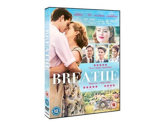 WIN A COPY OF BREATHE  On DVD sweepstakes