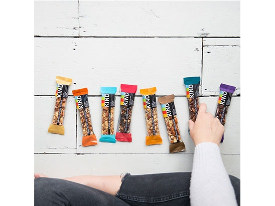 WIN A MONTH'S SUPPLY OF KIND BARS sweepstakes