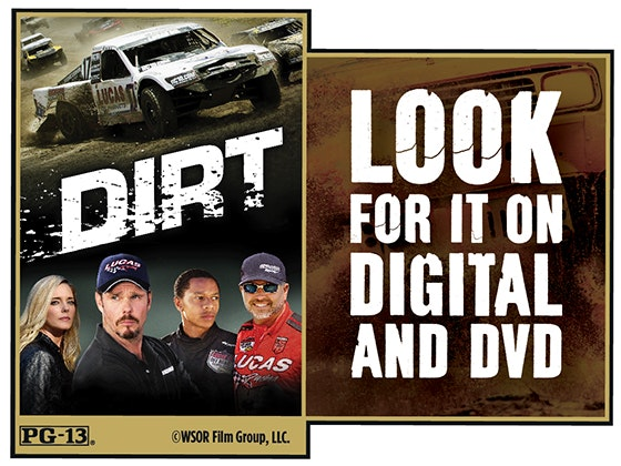 Dirt digital hd giveaway