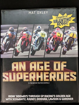 An Age Of Superheroes book sweepstakes