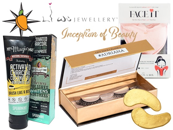 Everybody Wins Nominee Gift Bag sweepstakes