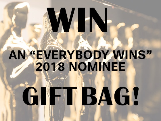 Everybody wins at the oscars giftbag giveaway 2