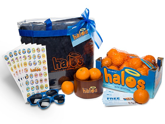 Wonderful Halos Springtime Snacking Kit sweepstakes