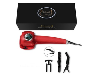 Showliss pro perfect curl red