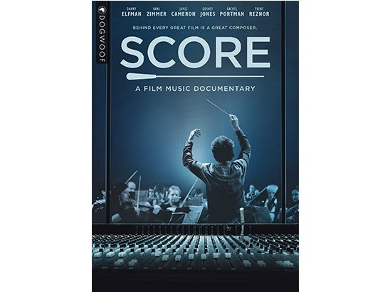 Score DVD sweepstakes