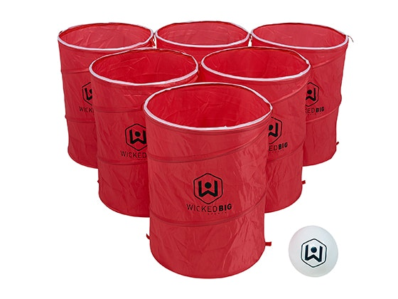Wicked Big Pong Game Set from Little Kids, Inc sweepstakes