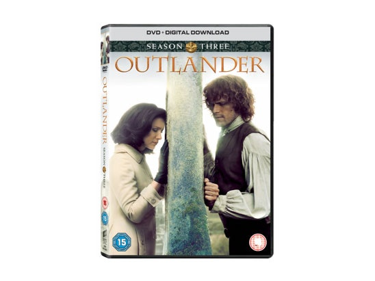 Win an Outlander Season 3 Box Set on DVD. sweepstakes