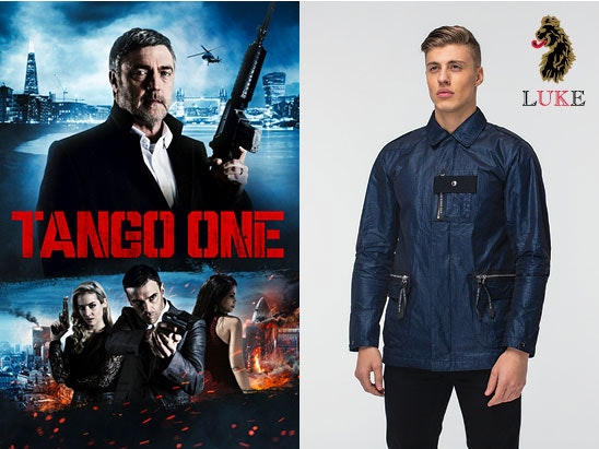 Luke Clothing voucher and a copy of Tango One on DVD sweepstakes