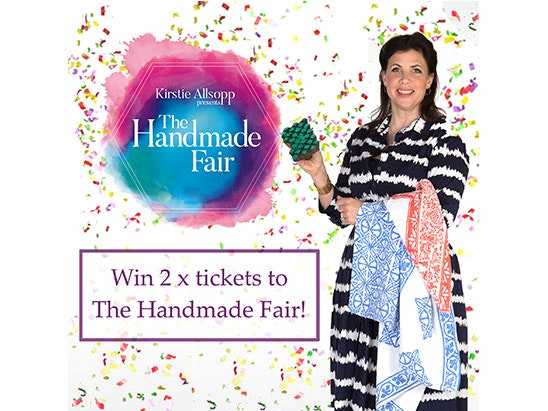 Win tickets to The Handmade Fair! sweepstakes