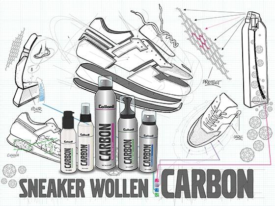 Collonil verlost Sneakerpflegeset Gewinnspiel