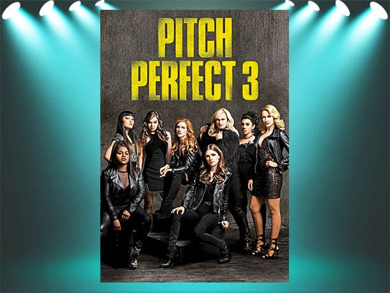 Pitch perfect 3 dvd giveaway
