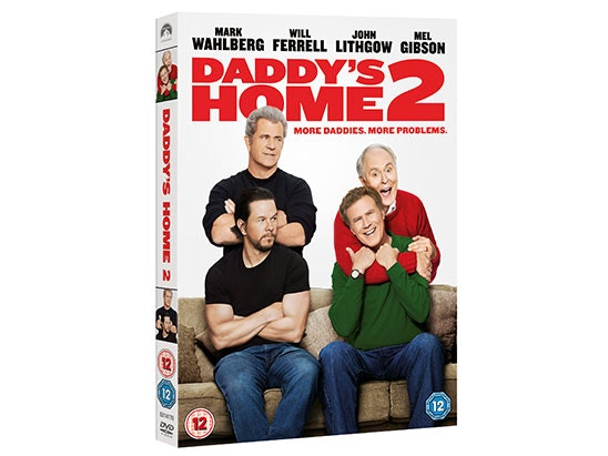 WIN A COPY OF Daddy's Home 2 sweepstakes