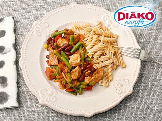 12 leckere Gerichte von Diäko Gewinnspiel