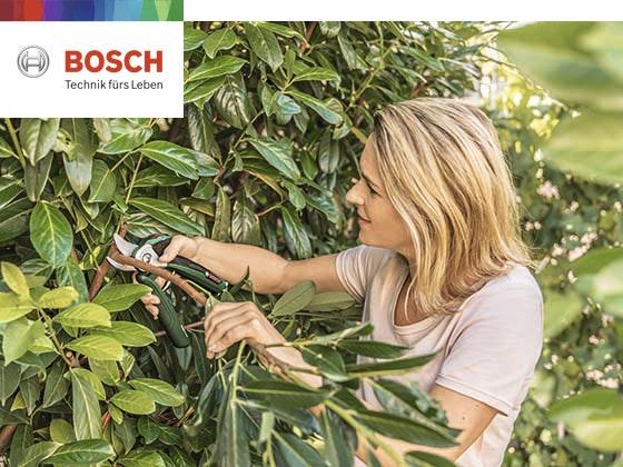 EasyPrune von Bosch Home & Garden Gewinnspiel