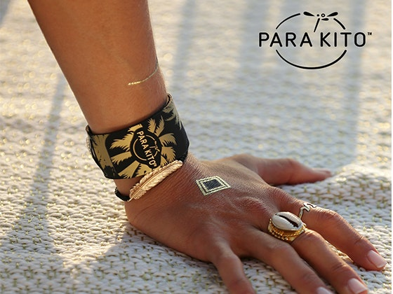 Parakito party edition wristband giveaway