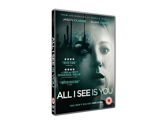 WIN A COPY OF ALL I SEE IS YOU DVD ON DVD sweepstakes