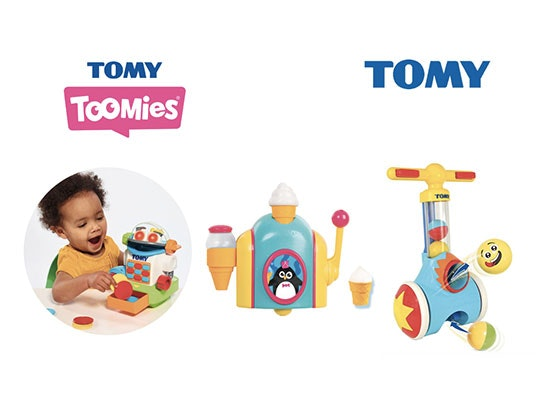 playtime bundle from TOMY Toomies sweepstakes