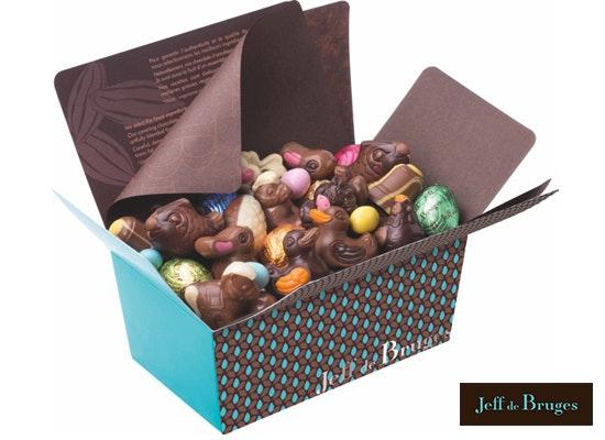 Jeffdebruges paques chocolat