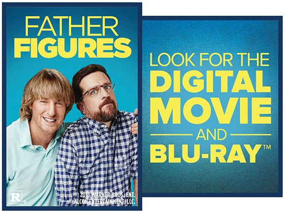 """Father Figures"" on Digital sweepstakes"