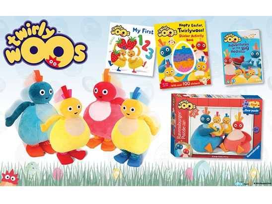 Twirlywoos sweepstakes