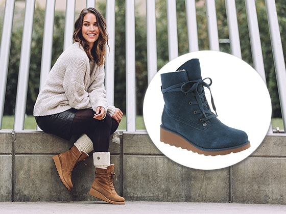 Bearpaw krista boot giveaway