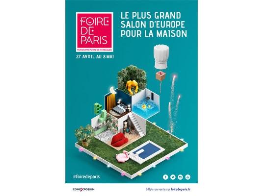jeu concours Foire de Paris