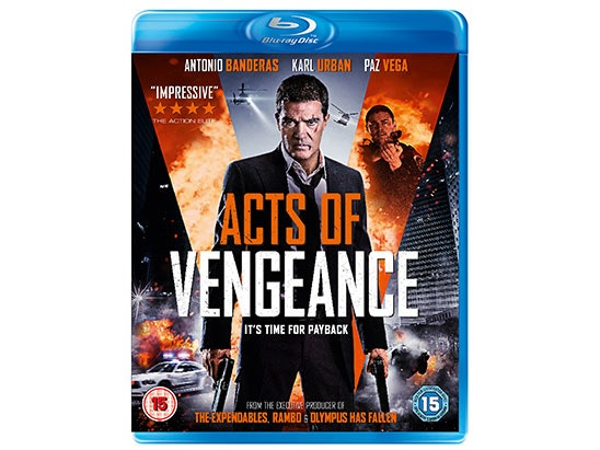 Acts Of Vengeance sweepstakes