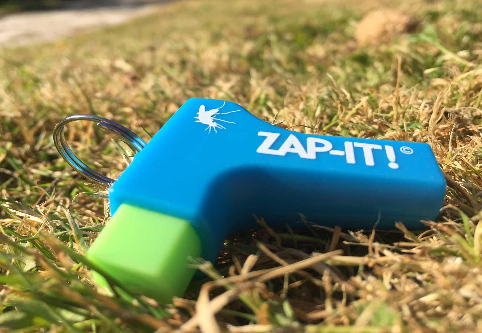 Zap it blue hr