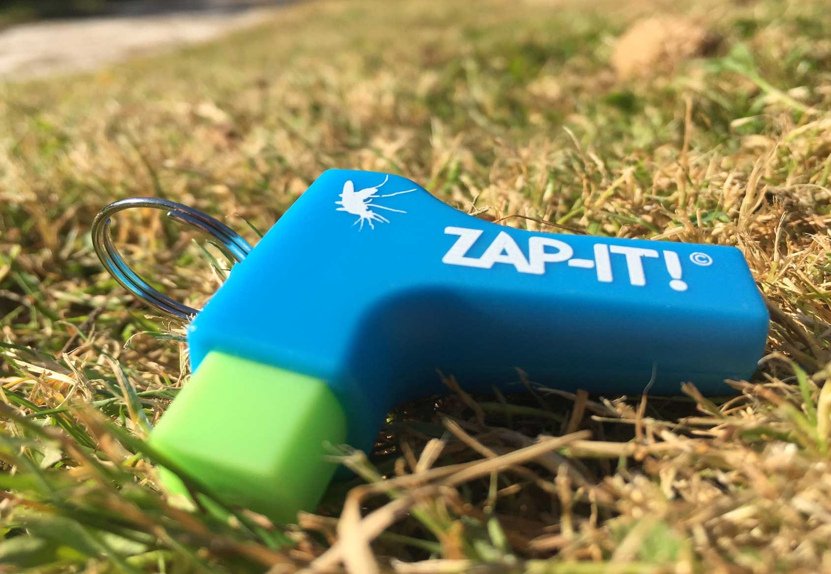A ZAP-IT! INSECT BITE RELIEF DEVICE sweepstakes