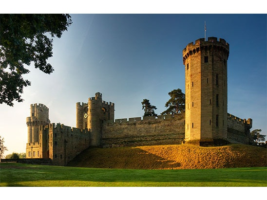 Warwick castle sweepstakes