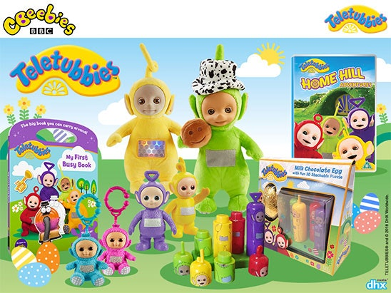 Teletubbies sweepstakes