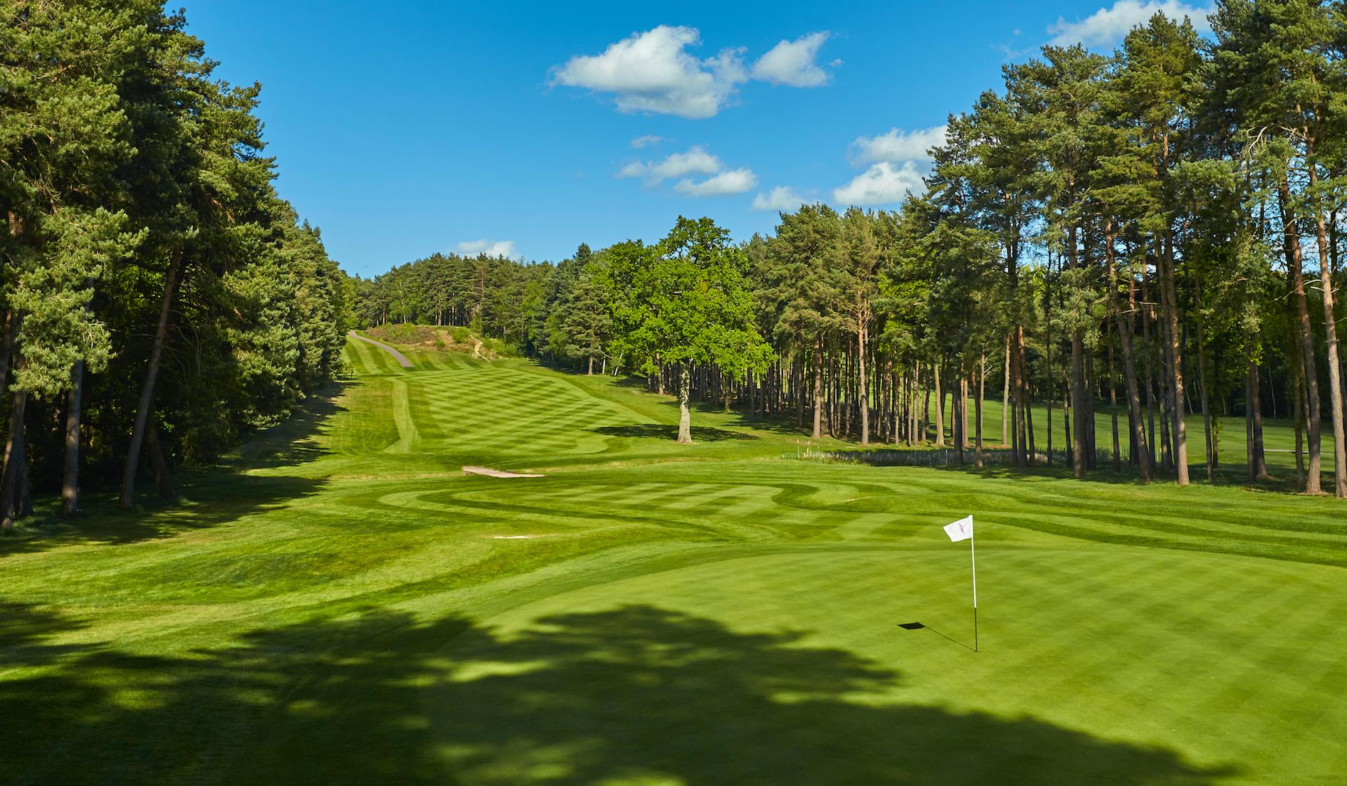 WIN A luxury Surrey golf break sweepstakes