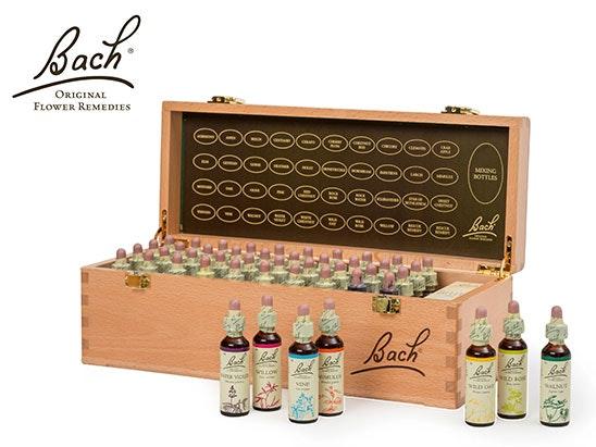 Bach Original Flower Remedies Wooden Box Set sweepstakes