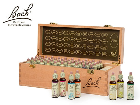 Bach Original Flower Remedies Wooden Box Set sweepstakes