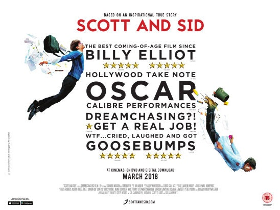 Scott and Sid sweepstakes