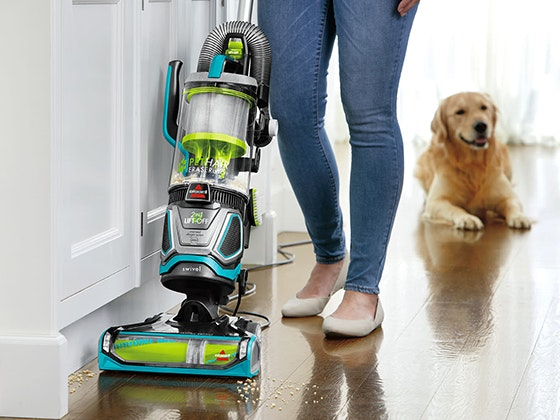 BISSELL® Pet Hair Eraser ® Lift-off® Upright Pet Vacuum sweepstakes