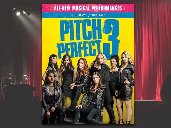 """Pitch Perfect 3"" Bundle sweepstakes"