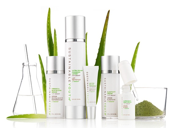 Sustainable Youth Anti-Aging Skin Care Products sweepstakes