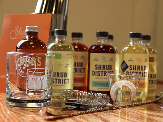 Home Bar Kit from Shrub District sweepstakes