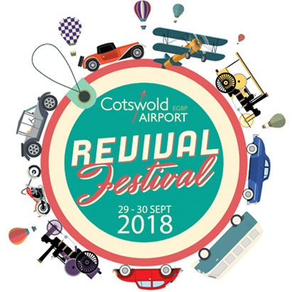 Pair of tickets to the Cotswolds Revival Festival 2018 sweepstakes