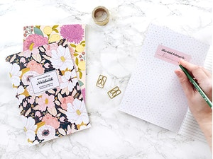 Paper raven co notebook giveaway