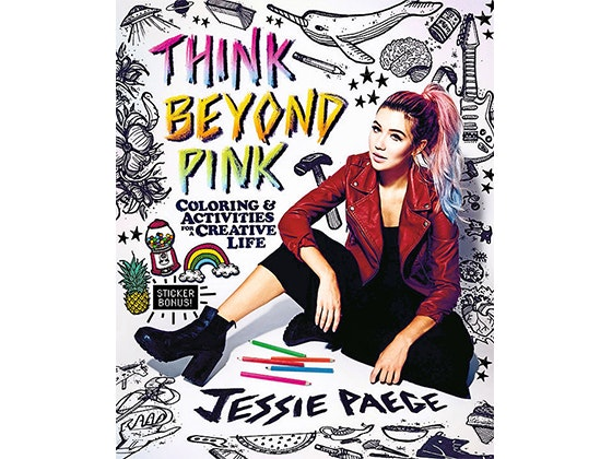 """Think Beyond Pink"" by Jessie Paege sweepstakes"