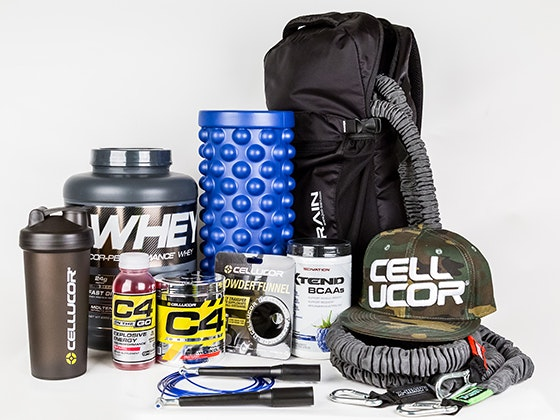 Cellucor and Xtend BCAA Fitness Prize Pack sweepstakes