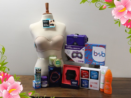 Spring Trends Swag Bag from Backstage Creations sweepstakes