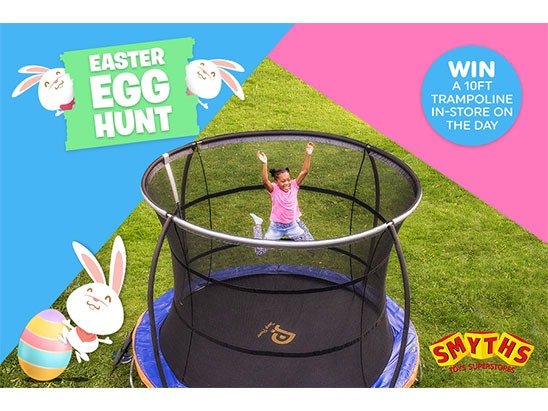 £50 smyths voucher sweepstakes