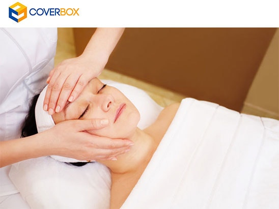 Coverbox spa treatment voucher