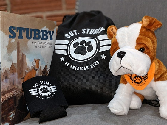 """Sgt. Stubby: An American Hero"" Movie Prize Pack + iPad mini 4 sweepstakes"