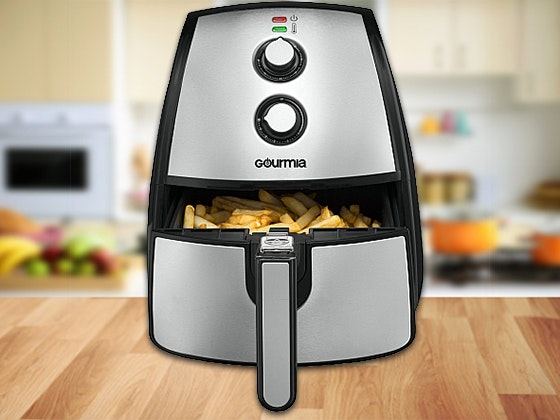 Gourmia Turbo Air Fryer & Lee Kum Kee Sauces sweepstakes